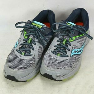 Saucony Grid Cohesion 10 Running Shoes Womens 9 W